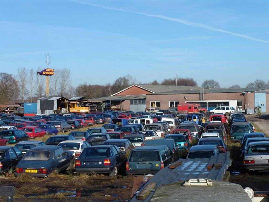 Autobedrijf Eysink Demontage