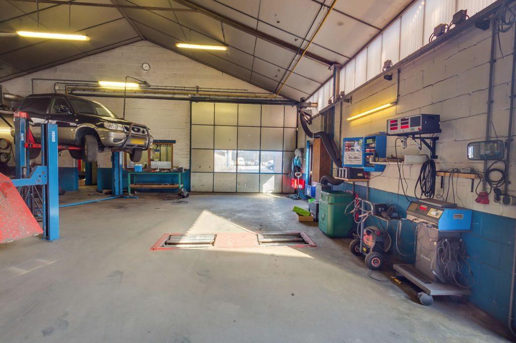 Autobedrijf Eysink werkplaats 1
